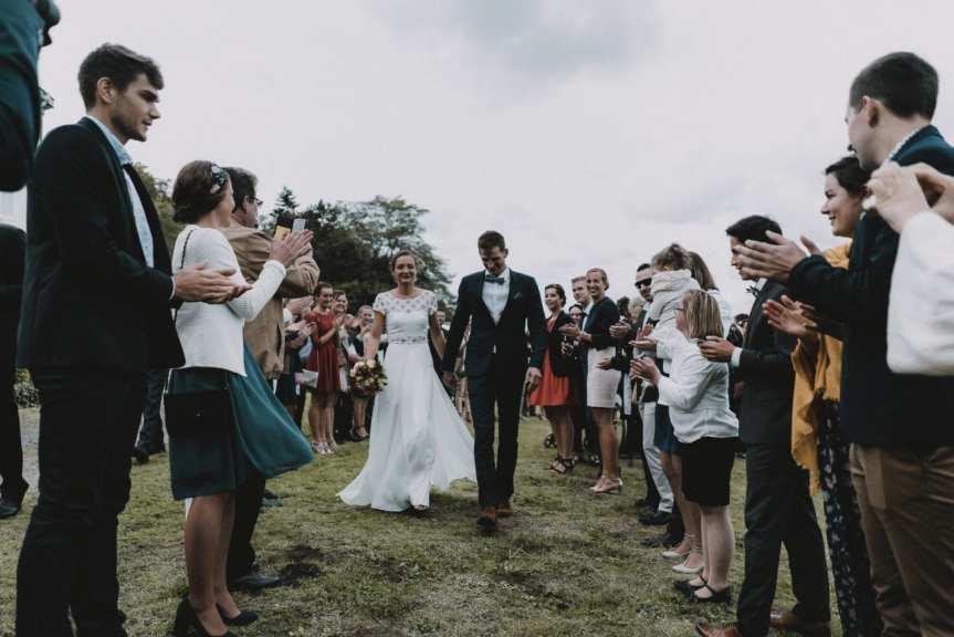 Photo de mariage au Domaine de Kerenez à Loctudy