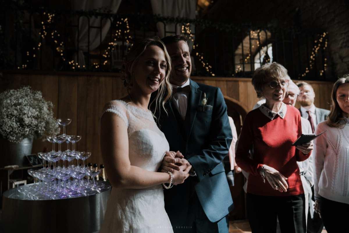 photographe mariage quimper domaine de l'orangerie de lanniron