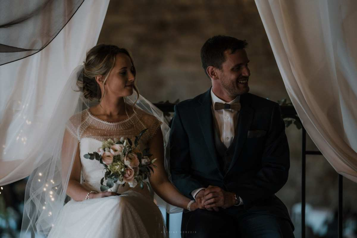photos de mariage modernes simple naturel bretagne