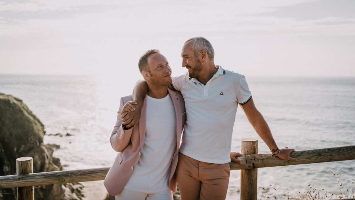 photographe mariage gay brest