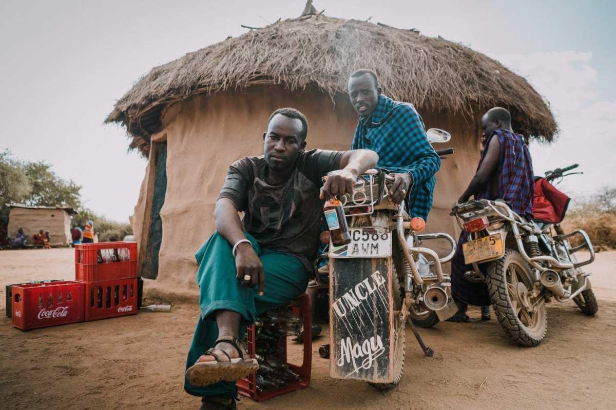 Partisans du président en Tanzanie