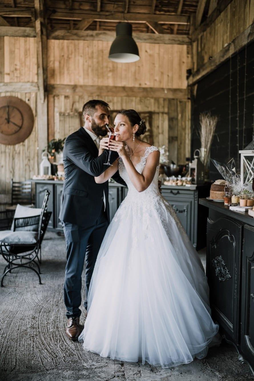 robe de mariée Eglantine Brest