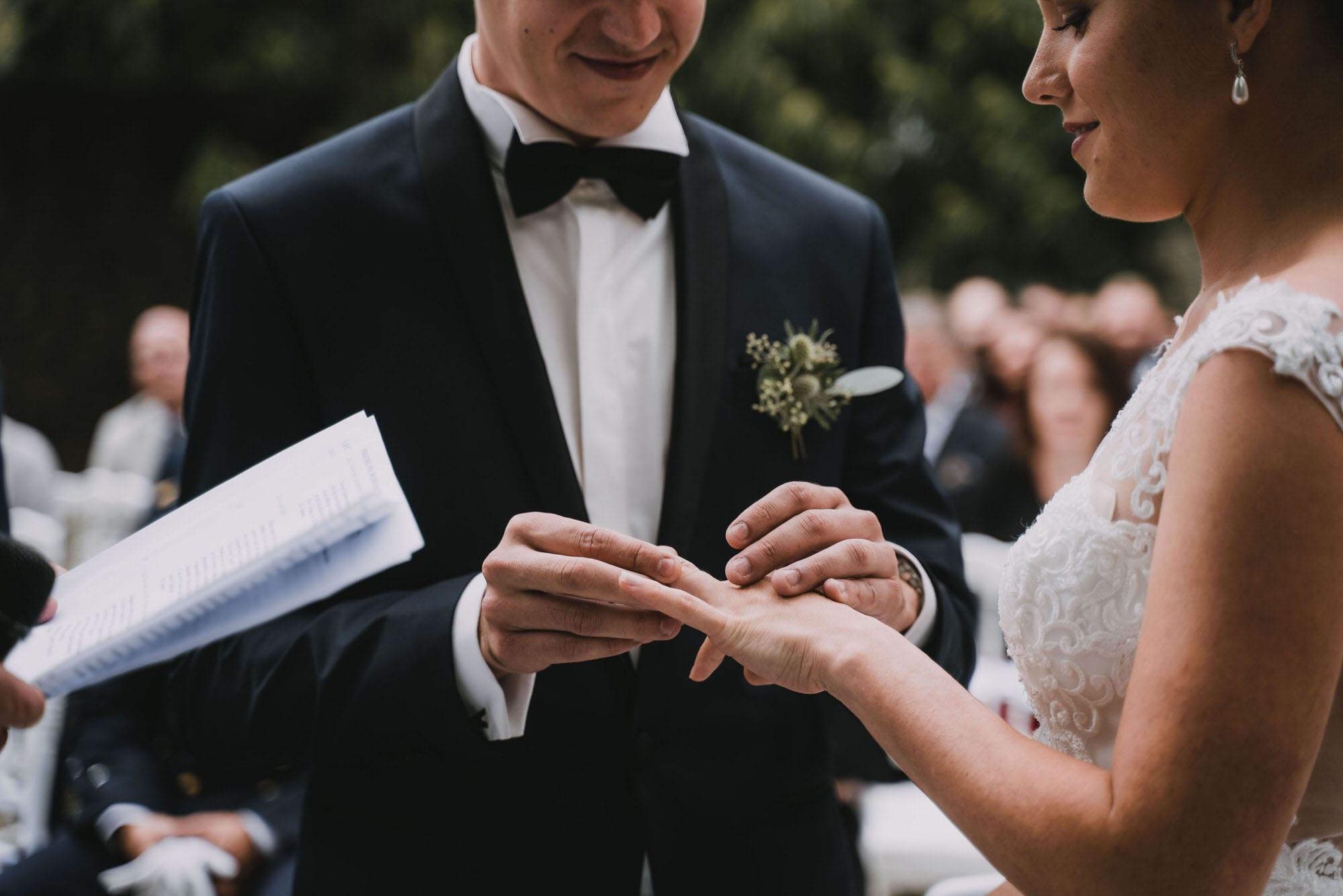 mariage religieux domaine de kerenez a loctudy