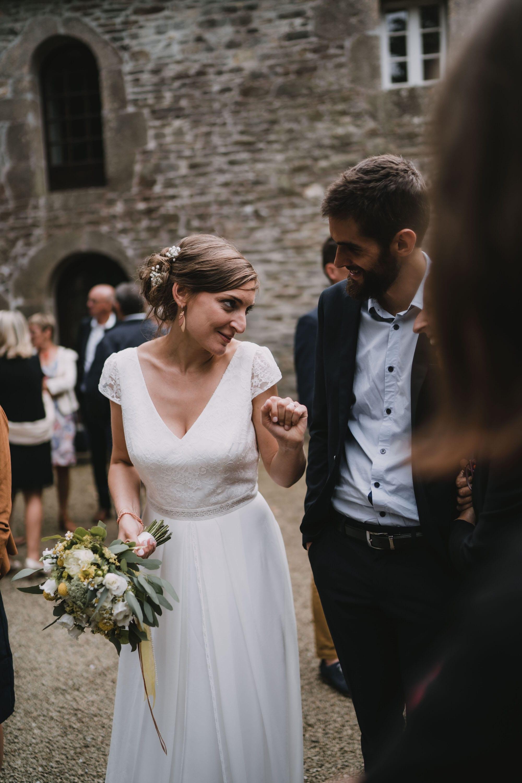 mariage st thégonnec