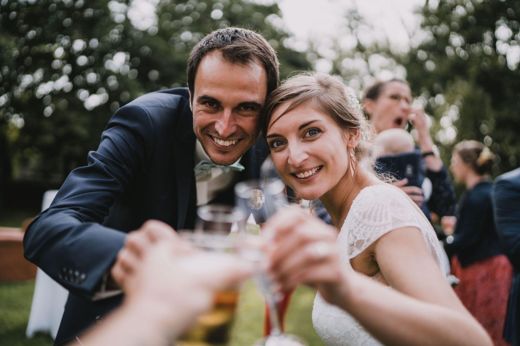 photo de mariage au domaine de Penfao