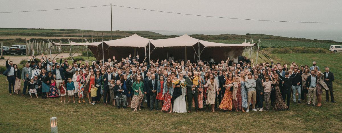 Photo de mariage à la Colonie de Trézien - Photographe de mariage à Brest - Antoine B