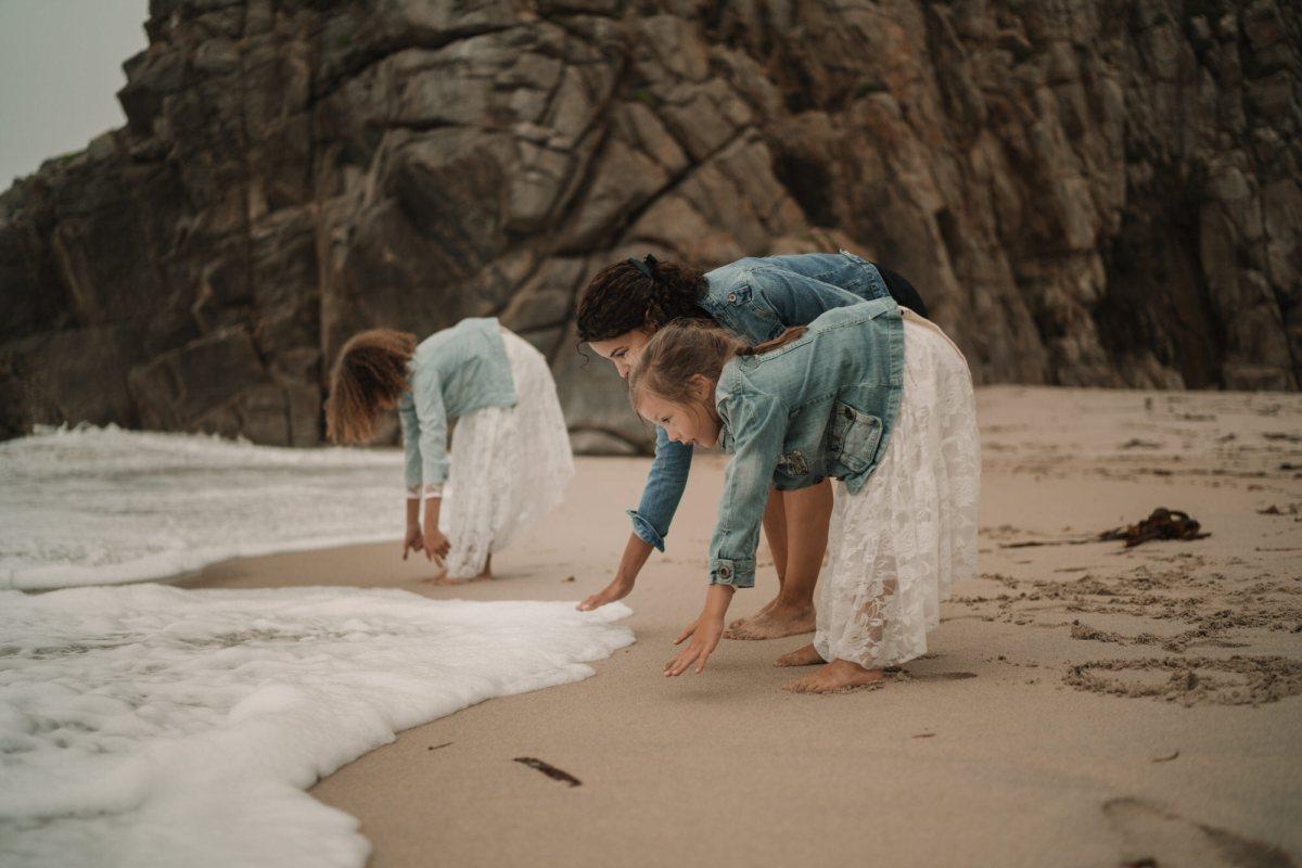 Photographe pour familles à Saint Renan et dans le Finistère