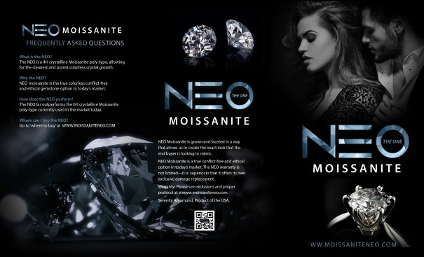 NEO Moissanite Brochure