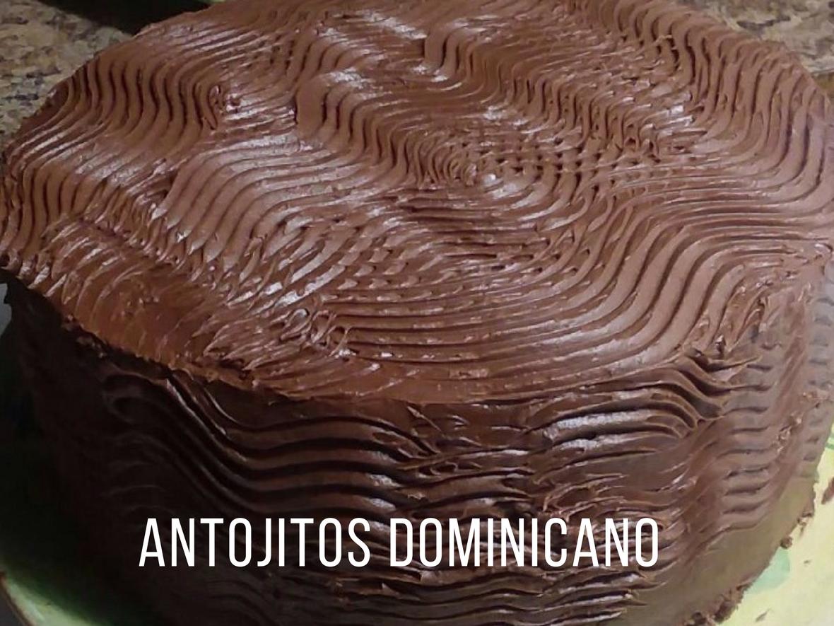 Bizcocho Dominicano