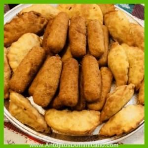 antojitos dominicanos en newark new jersey NJ comida tipica croquetas
