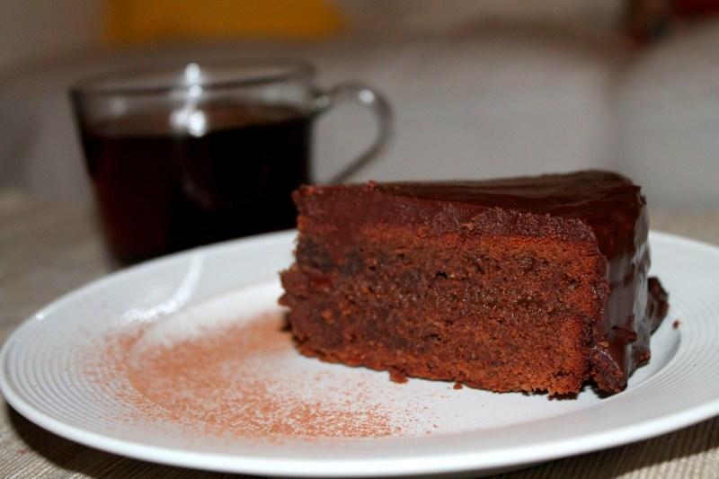 Sacher Torte: El chocolate en su máxima expresión