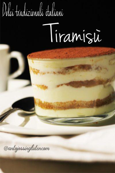 Tiramisù (senza glutine)
