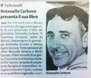GIORNALE DI SICILIA 6/6/2013