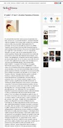 Sicilia & Donna - recensione Daniele Lo Porto
