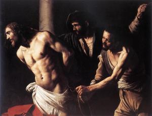 Caravaggio_flagellation