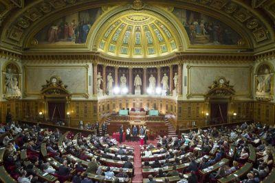 Antonia Genova au Sénat