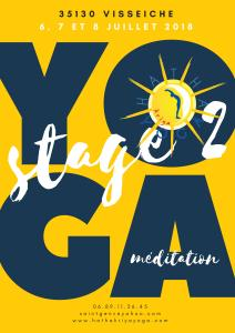 Stage de yoga 1