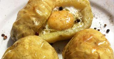 scrigno di patate