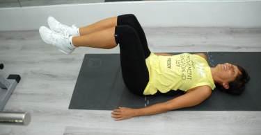 La palestra a casa tua: IV° allenamento – addominali, gambe, glutei.