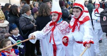 Carnevale in Irpinia