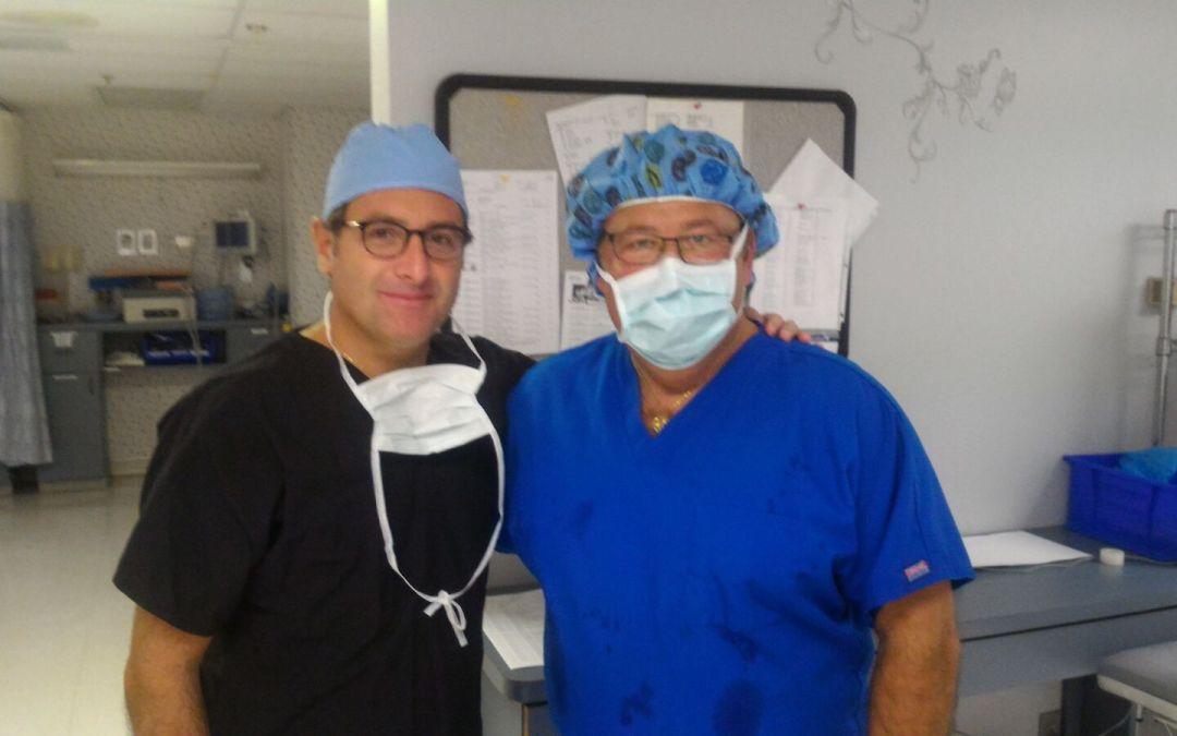 Antonini in USA per il training intensivo sulle PRP