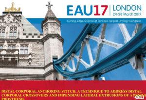 Congresso Europeo di Urologia – Londra 2017
