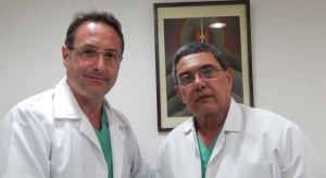 Gabriele Antonini y Ramiro Fragas