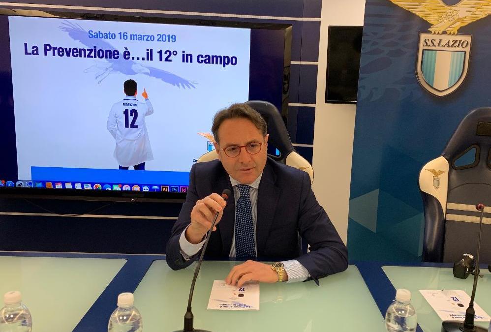 Test saliva su calciatori per prestazioni top, nasce LazioLab