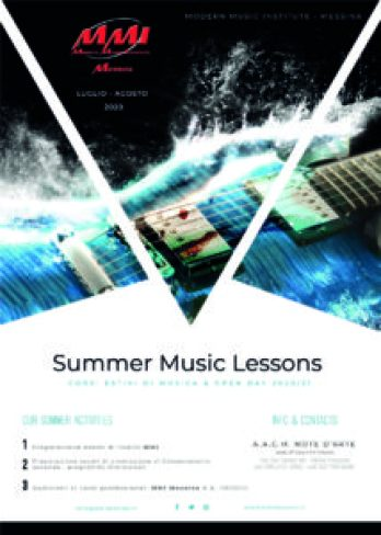 Summer Music Lessons 2020