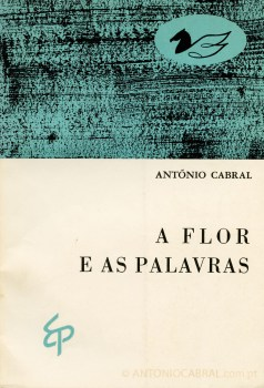 A flor e as palavras