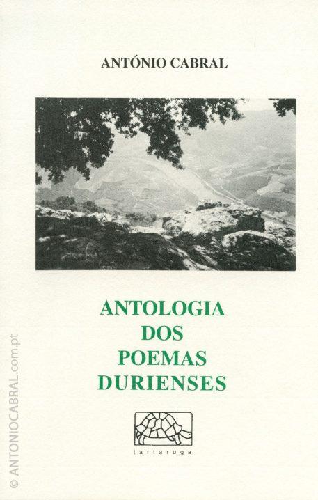 Antologia dos poemas durienses