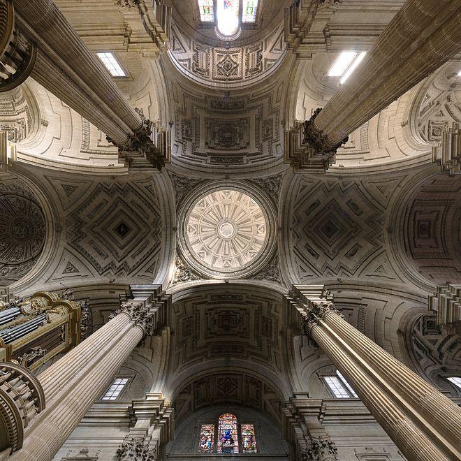 Resultado de imagen de techos catedrales goticas
