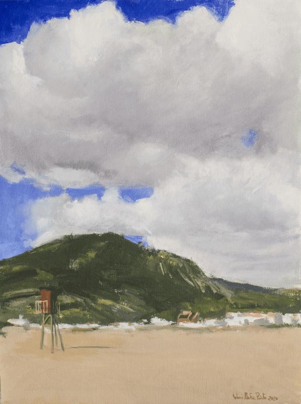 Nube en Zahara