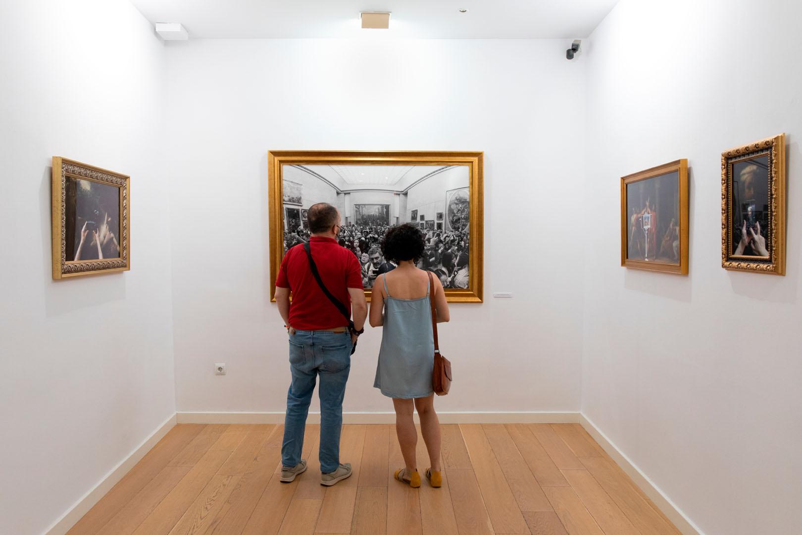 The Infinite Museum - Camara Oscura Gallery