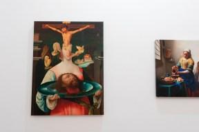 Exposición El Museo Infinito en la galería Cámara Oscura