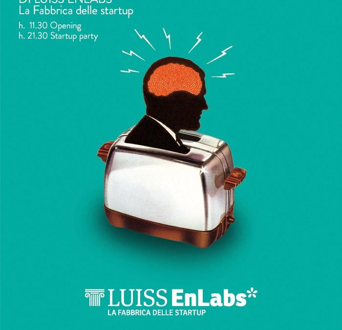 Invito e programma inaugurazione LUISS ENLABS 4 aprile 2013