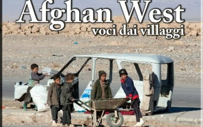AFGHAN WEST  voci dai villaggi – libro video-fotografico