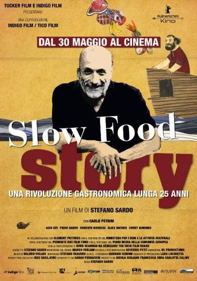 Slow Food Story – Giovedì 11 Luglio ore 20:30 al Resort Le Axidie a Seiano, Vico Equense