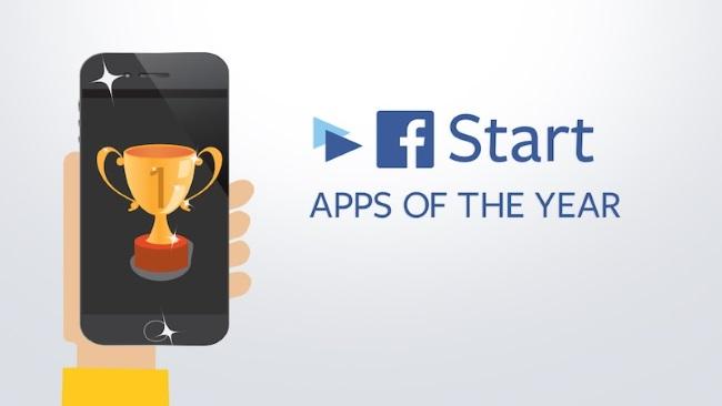 """FbStart svela i vincitori di """"Apps of the Year"""" e presenta le novità del programma"""