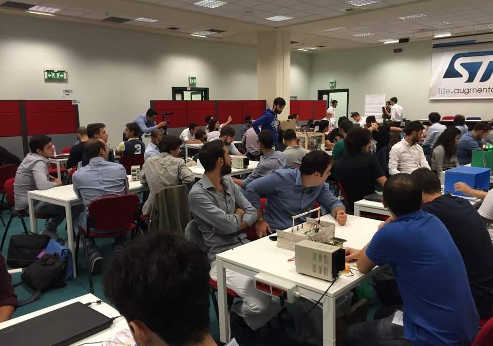 I vincitori della seconda edizione della HackFest 2016 Napoli