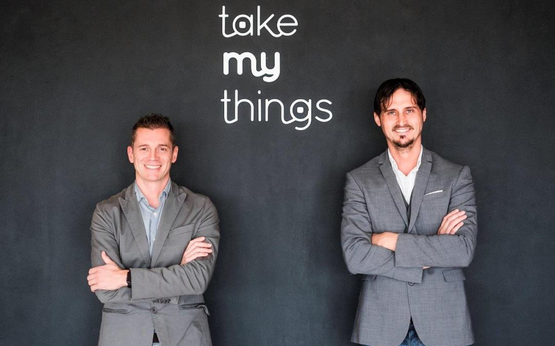 TAKE MY THINGS – SOCIAL TRANSPORT A PORTATA DI SMARTPHONE