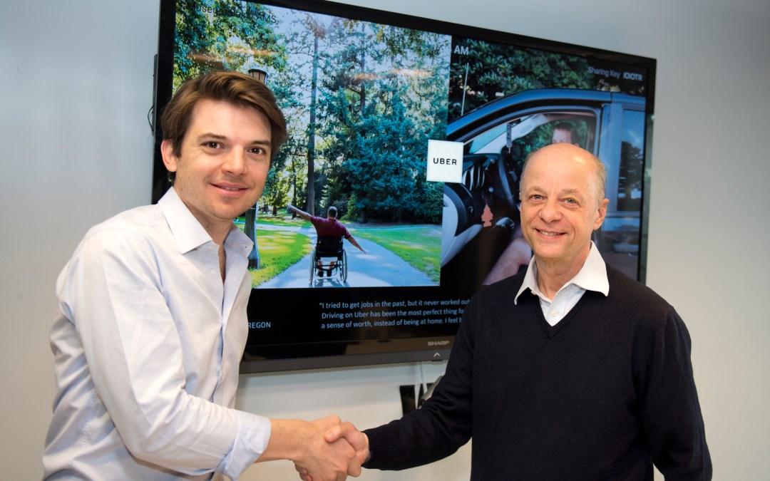 LeasePlan e Uber entrano in una collaborazione pan-europea