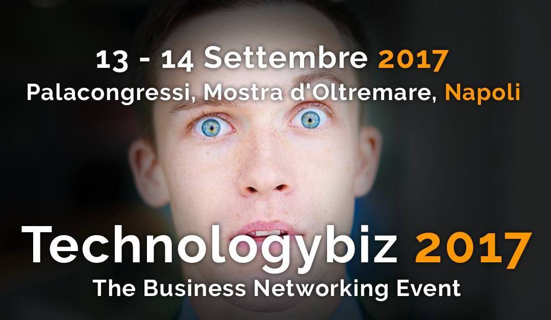 A settembre appuntamento al Technologybiz 2017