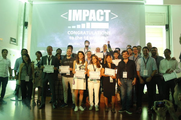IMPACT Growth announces the 14 startups selected for funding and acceleration in its first open call