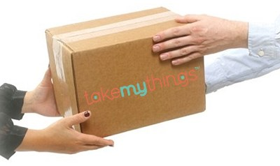TAKE MY THINGS. IL LATO CHARITY DELLE APP
