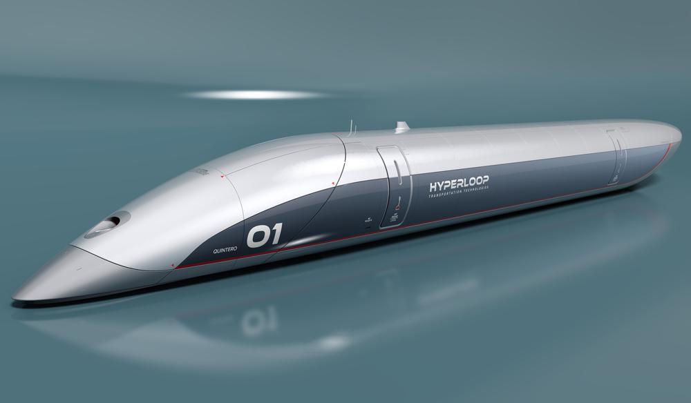 Hyperloop, il treno supersonico del futuro che parla anche italiano, parte in USA