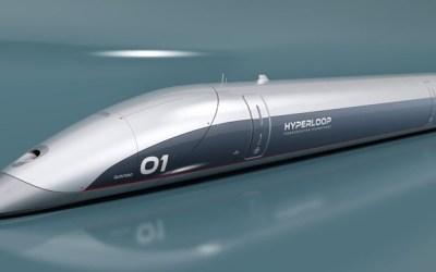 HyperloopTT: in Europa la prima costruzione al mondo del treno supersonico per passeggeri e merci