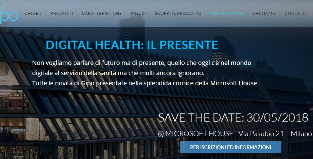 FUTURE OFFICE: LA PMI GIPO VINCE LA CALL  LANCIATA DA GRUPPO BUFFETTI E DIGITAL MAGICS