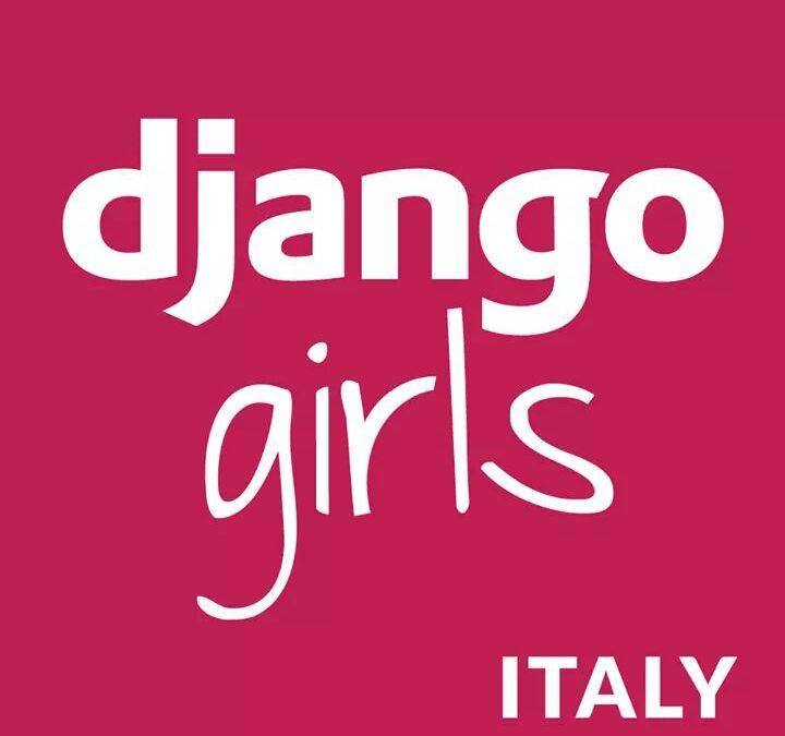 Django Girls a Salerno il 29 giugno
