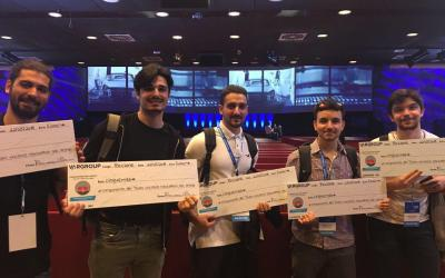 Gli studenti della Apple Developer Academy di Napoli vincono  Hackaton Var Group 2018
